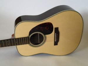 Sipe rosewood dreadnought front