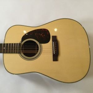 Sipe rosewood dreadnought top