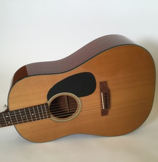 Martin D18S front